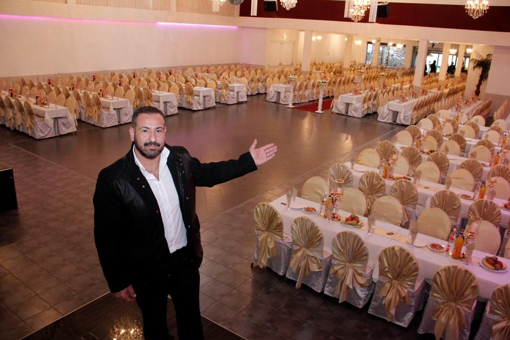 Mutluluğun yeni adresi Diva Event Palace: Pforzheim, Mühlacker, Bretten, Bruchsal, Karlsruhe, Rastatt, Gaggenau bölgelerinde Türkçe haber yapan tek haber sitesi