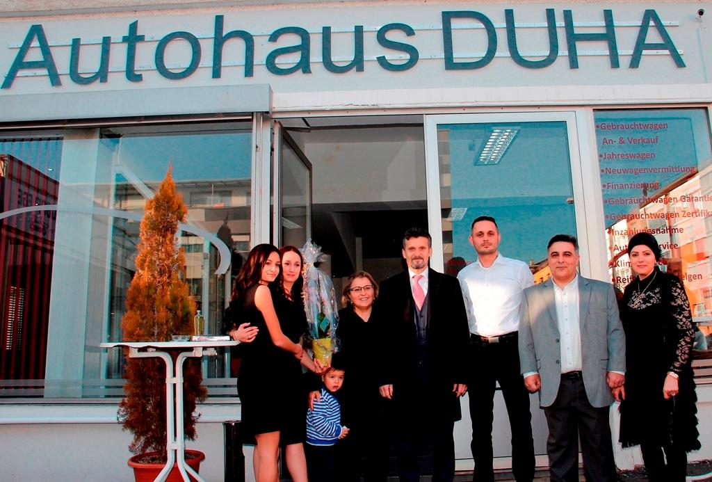 AUTOHAUS DUHA HİZMETE AÇILDI: Pforzheim, Mühlacker, Bretten, Bruchsal, Karlsruhe, Rastatt, Gaggenau bölgelerinde Türkçe haber yapan tek haber sitesi