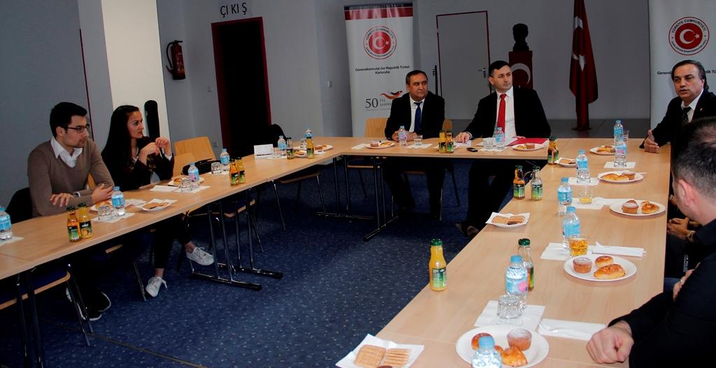 TEŞEKKÜR VE BELGE: Pforzheim, Mühlacker, Bretten, Bruchsal, Karlsruhe, Rastatt, Gaggenau bölgelerinde Türkçe haber yapan tek haber sitesi