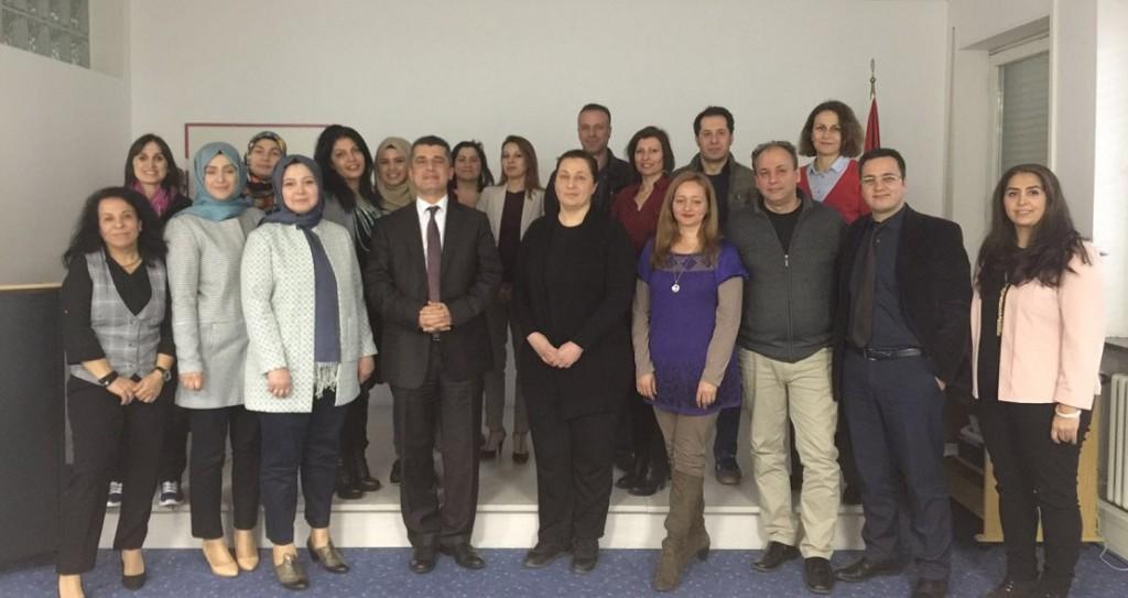 Gönüllülere  Gönülden Teşekkürler:Pforzheim, Mühlacker, Bretten, Bruchsal, Karlsruhe, Rastatt, Gaggenau bölgelerinde Türkçe haber yapan tek haber sitesi