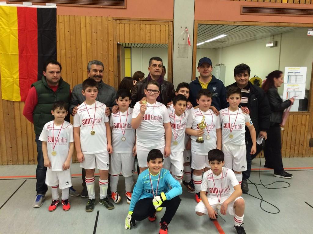Baden Futbol Turnuvası  Coşku ve Heyecan İçerisinde Gerçekleşti:Pforzheim, Mühlacker, Bretten, Bruchsal, Karlsruhe, Rastatt, Gaggenau bölgelerinde Türkçe haber yapan tek haber sitesi