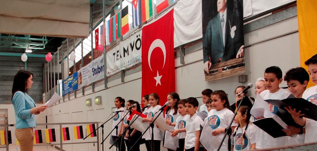 Uluslararası Çocuk Bayramı Kutlandı: Pforzheim, Mühlacker, Bretten, Bruchsal, Karlsruhe, Rastatt, Gaggenau bölgelerinde Türkçe haber yapan tek haber sitesi