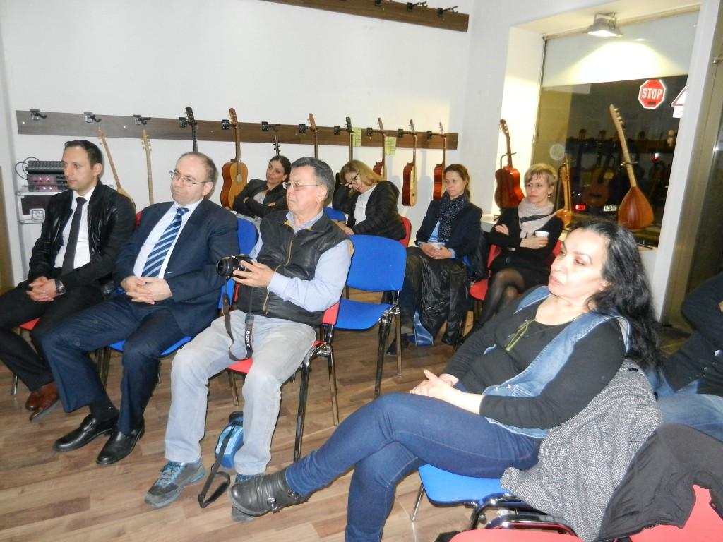 Cemboluk Son Talika kitabını tanıttı: Pforzheim, Mühlacker, Bretten, Bruchsal, Karlsruhe, Rastatt, Gaggenau bölgelerinde Türkçe haber yapan tek haber sitesi