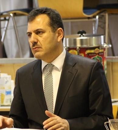 Din Ataşesi Dr. Mehmet Tekin