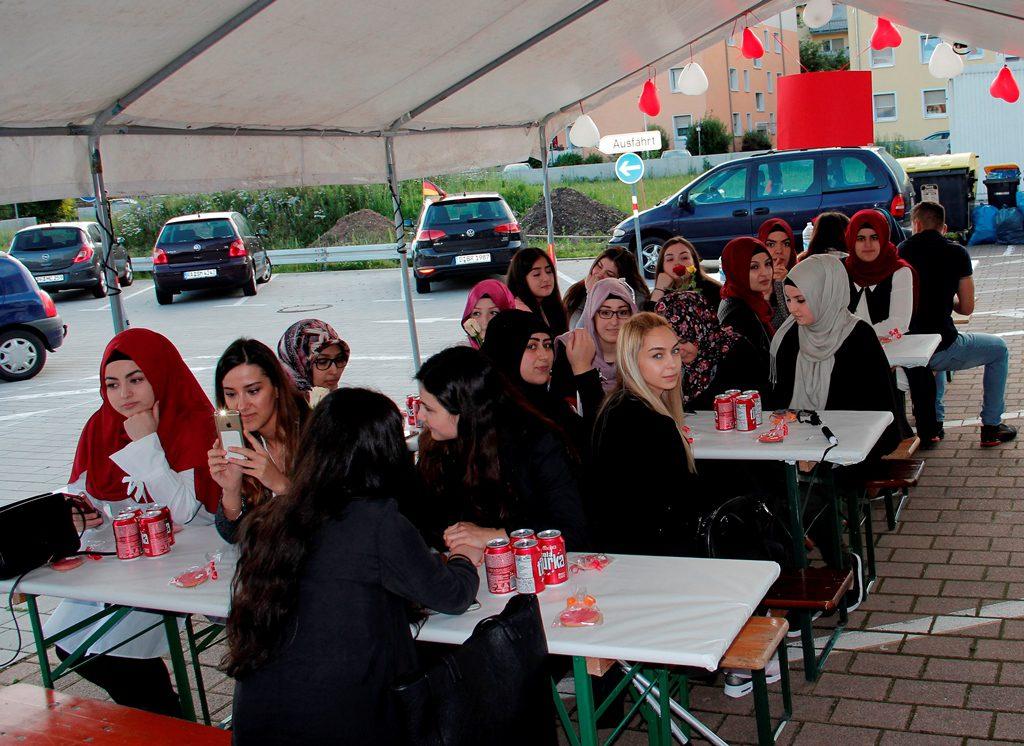 VEFA GENÇLİK İFTARI: Pforzheim, Mühlacker, Bretten, Bruchsal, Karlsruhe, Rastatt, Gaggenau bölgelerinde Türkçe haber yapan tek haber sitesi