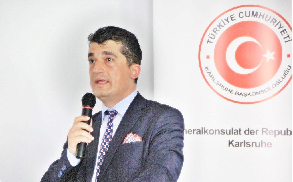 TÜRKÇE BİLMEK AYRICALIKTIR: Pforzheim, Mühlacker, Bretten, Bruchsal, Karlsruhe, Rastatt, Gaggenau bölgelerinde Türkçe haber yapan tek haber sitesi