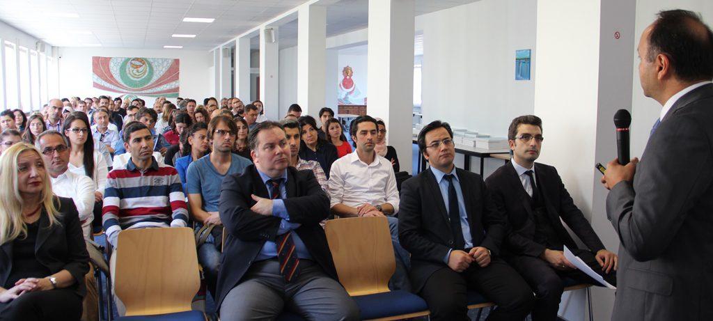 ÖĞRETMENLER SEMİNER: Pforzheim, Mühlacker, Bretten, Bruchsal, Karlsruhe, Rastatt, Gaggenau bölgelerinde Türkçe haber yapan tek haber sitesi