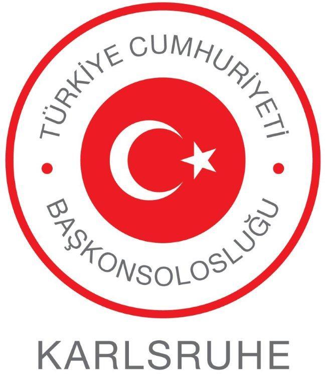 Karlsruhe Başkonsolosluğuna Sözleşmeli Sekreter Alınacak!! :Pforzheim, Mühlacker, Bretten, Bruchsal, Karlsruhe, Rastatt, Gaggenau bölgelerinde Türkçe haber yapan tek haber sitesi