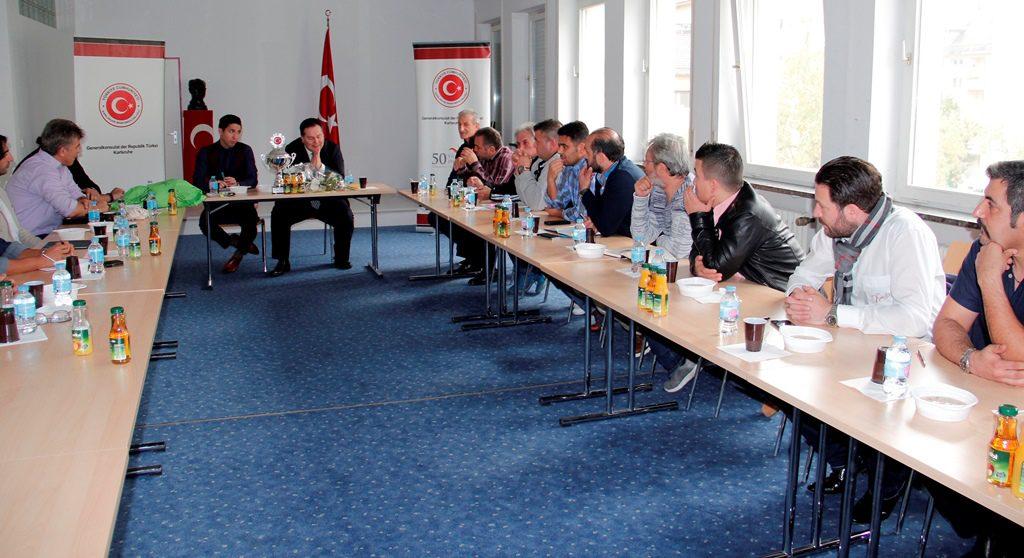 KUPA HEYCANI OCAK'TA BAŞLIYOR: Pforzheim, Mühlacker, Bretten, Bruchsal, Karlsruhe, Rastatt, Gaggenau bölgelerinde Türkçe haber yapan tek haber sitesi