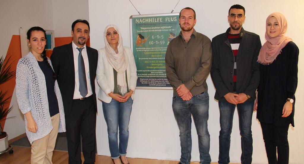 Nachhilfe Plus Dersanesinin Yeni Şubesi Lemien'de Açıldı: Pforzheim, Mühlacker, Bretten, Bruchsal, Karlsruhe, Rastatt, Gaggenau bölgelerinde Türkçe haber yapan tek haber sitesi