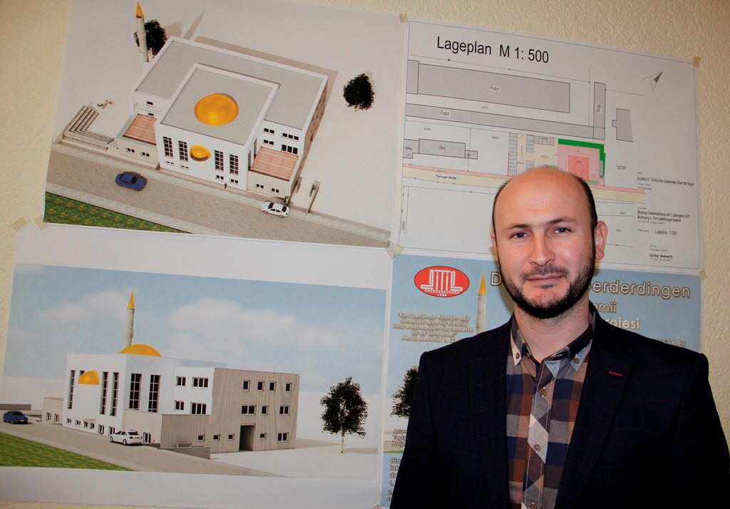 MÜCAHİT HOCA GÖREVE BAŞLADI: Pforzheim, Mühlacker, Bretten, Bruchsal, Karlsruhe, Rastatt, Gaggenau bölgelerinde Türkçe haber yapan tek haber sitesi