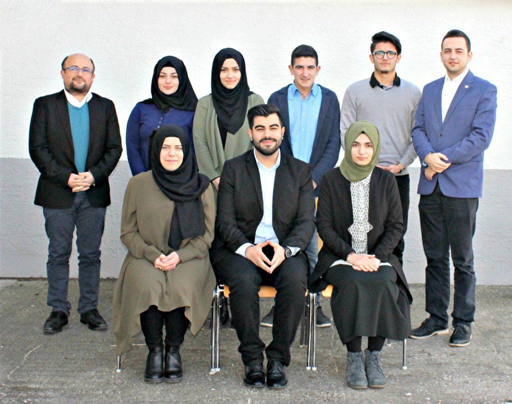 Gençler yeni yönetimini belirledi: Pforzheim, Mühlacker, Bretten, Bruchsal, Karlsruhe, Rastatt, Gaggenau bölgelerinde Türkçe haber yapan tek haber sitesi