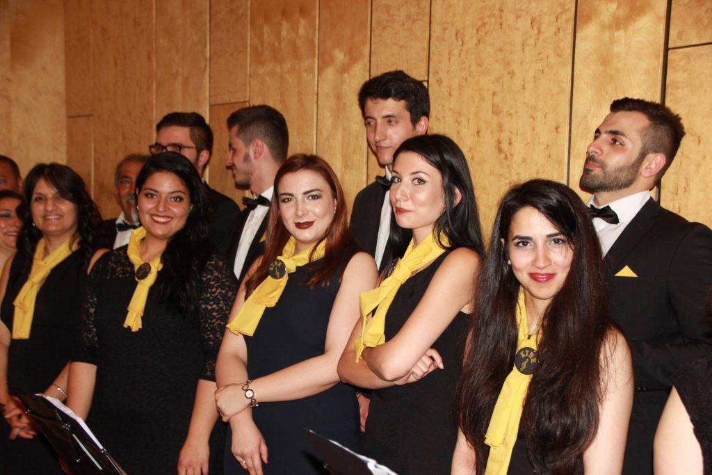 Üniversite Öğrencilerinde Nostalji Konserleri: Pforzheim, Mühlacker, Bretten, Bruchsal, Karlsruhe, Rastatt, Gaggenau bölgelerinde Türkçe haber yapan tek haber sitesi