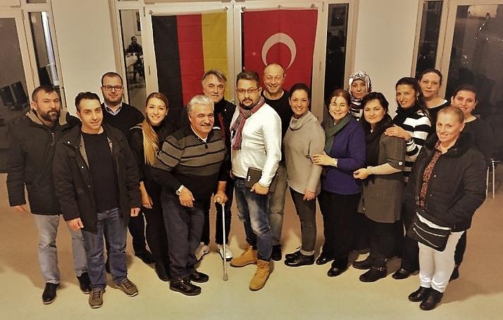 PTVD YENİ YÖNETİMİNİ SEÇTİ: Pforzheim, Mühlacker, Bretten, Bruchsal, Karlsruhe, Rastatt, Gaggenau bölgelerinde Türkçe haber yapan tek haber sitesi