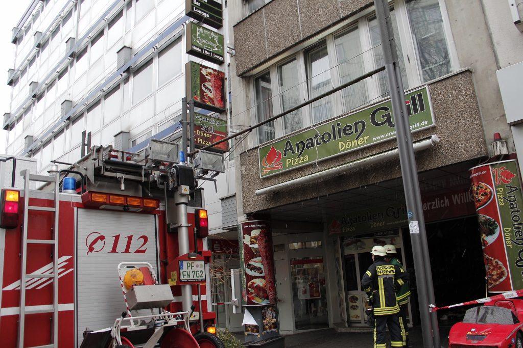 TÜRK DÖNERCİDE YANGIN: Pforzheim, Mühlacker, Bretten, Bruchsal, Karlsruhe, Rastatt, Gaggenau bölgelerinde Türkçe haber yapan tek haber sitesi