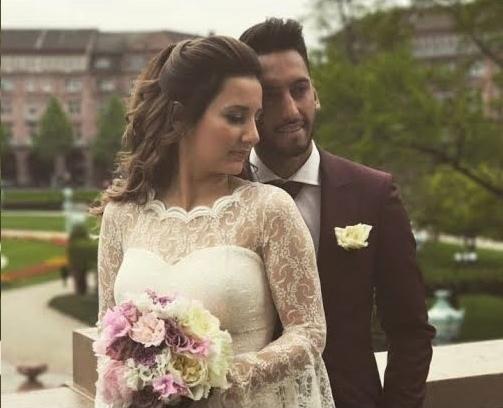 Ünlü Futbolcu Çalhanoğlu Nikahlandı:Pforzheim, Mühlacker, Bretten, Bruchsal, Karlsruhe, Rastatt, Gaggenau bölgelerinde Türkçe haber yapan tek haber sitesi