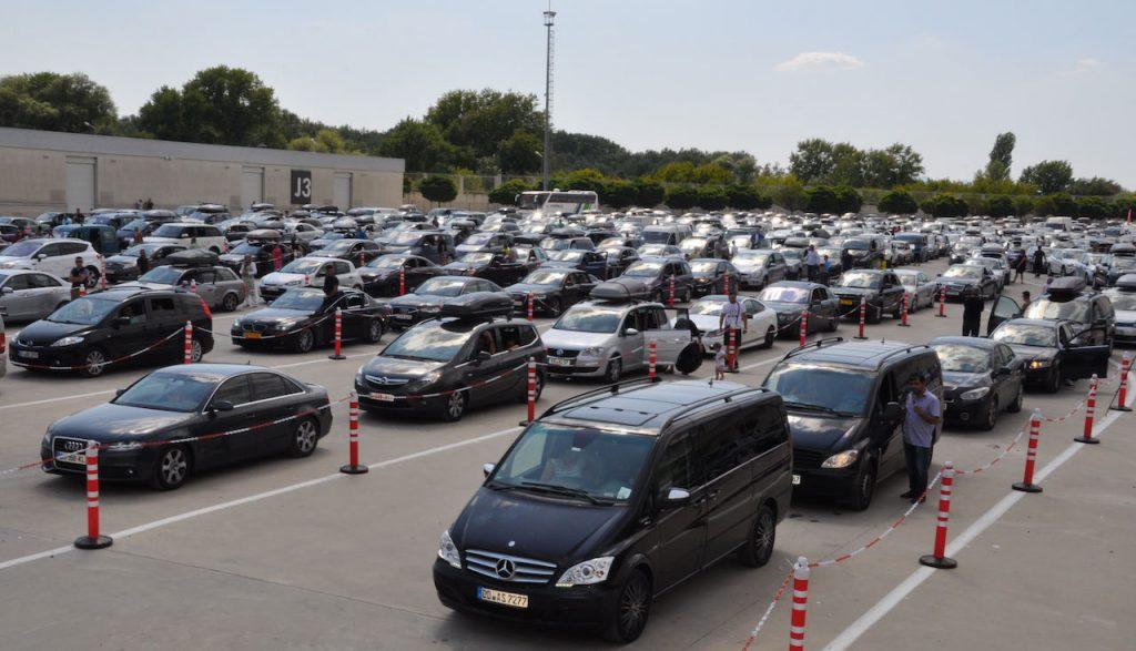 Türkiye'ye otomobille gidenlere kötü haber! :Pforzheim, Mühlacker, Bretten, Bruchsal, Karlsruhe, Rastatt, Gaggenau bölgelerinde Türkçe haber yapan tek haber sitesi