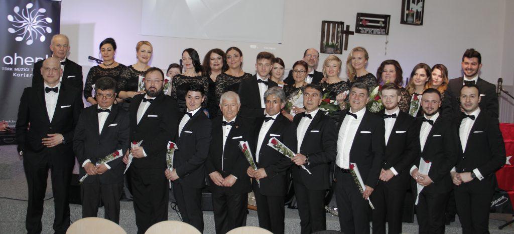 Tamburi Cemil Bey Anısına Konser: Pforzheim, Mühlacker, Bretten, Bruchsal, Karlsruhe, Rastatt, Gaggenau bölgelerinde Türkçe haber yapan tek haber sitesi