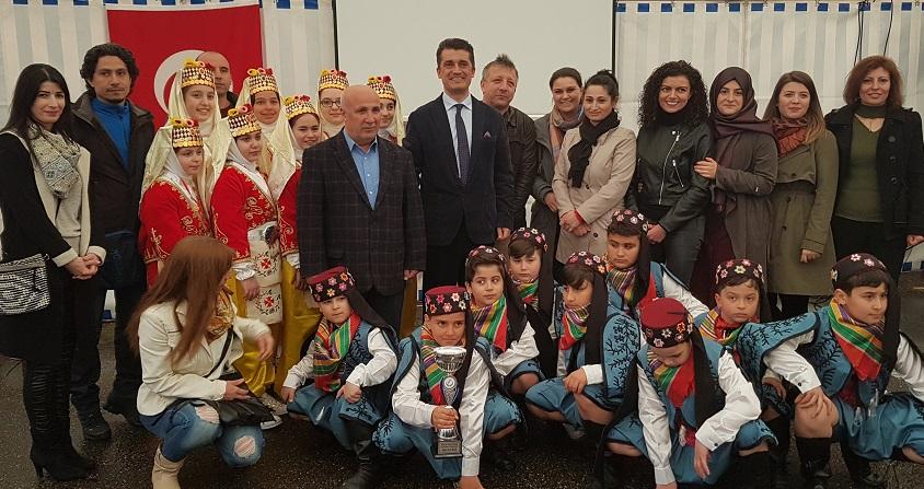 Türk Çocuklarından Okul Destek Kurslarımıza Yoğun İlgi: Pforzheim, Mühlacker, Bretten, Bruchsal, Karlsruhe, Rastatt, Gaggenau bölgelerinde Türkçe haber yapan tek haber sitesi