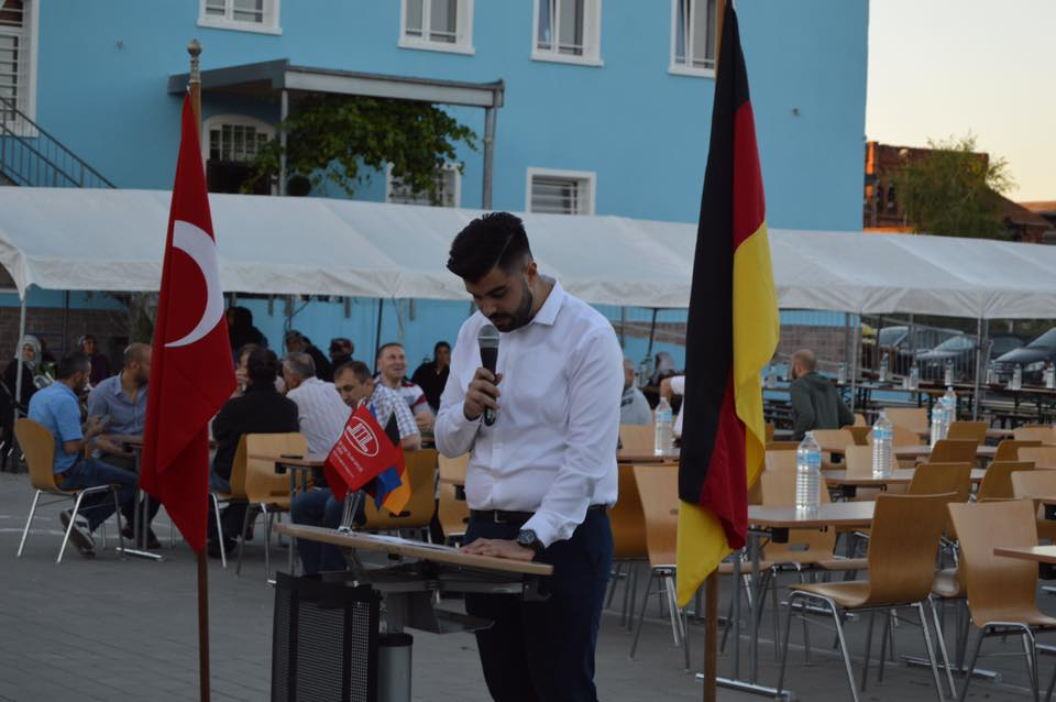 DİTİB GENÇLİK İFTAR VERDİ: Pforzheim, Mühlacker, Bretten, Bruchsal, Karlsruhe, Rastatt, Gaggenau bölgelerinde Türkçe haber yapan tek haber sitesi