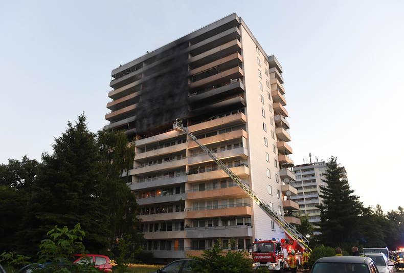 Karlsruhe'de Yangın İki Ölü: Pforzheim, Mühlacker, Bretten, Bruchsal, Karlsruhe, Rastatt, Gaggenau bölgelerinde Türkçe haber yapan tek haber sitesi