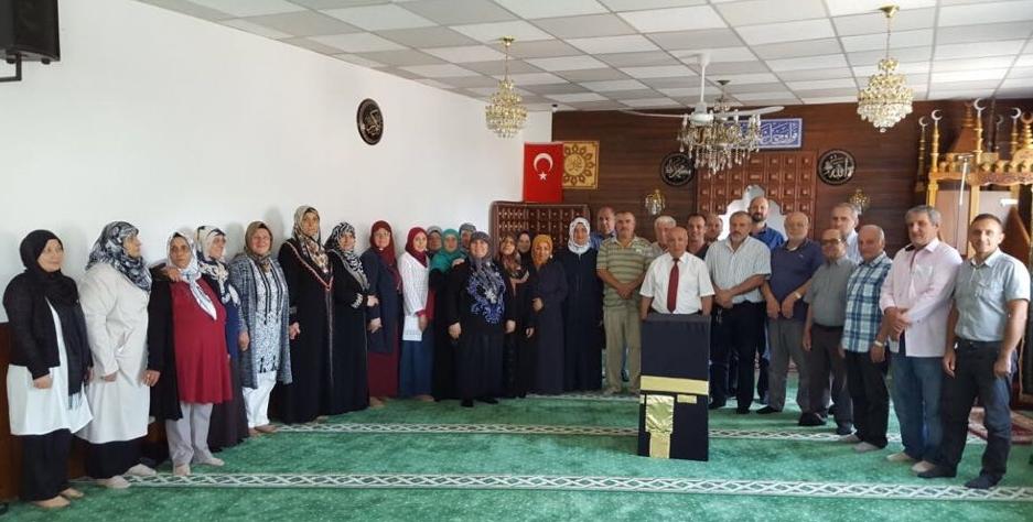 Hacı adayları kutsal yolculuğa hazır: Pforzheim, Mühlacker, Bretten, Bruchsal, Karlsruhe, Rastatt, Gaggenau bölgelerinde Türkçe haber yapan tek haber sitesi