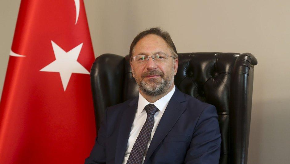 Diyanet İşleri Başkanı Ali Erbaş oldu: Pforzheim, Mühlacker, Bretten, Bruchsal, Karlsruhe, Rastatt, Gaggenau bölgelerinde Türkçe haber yapan tek haber sitesi