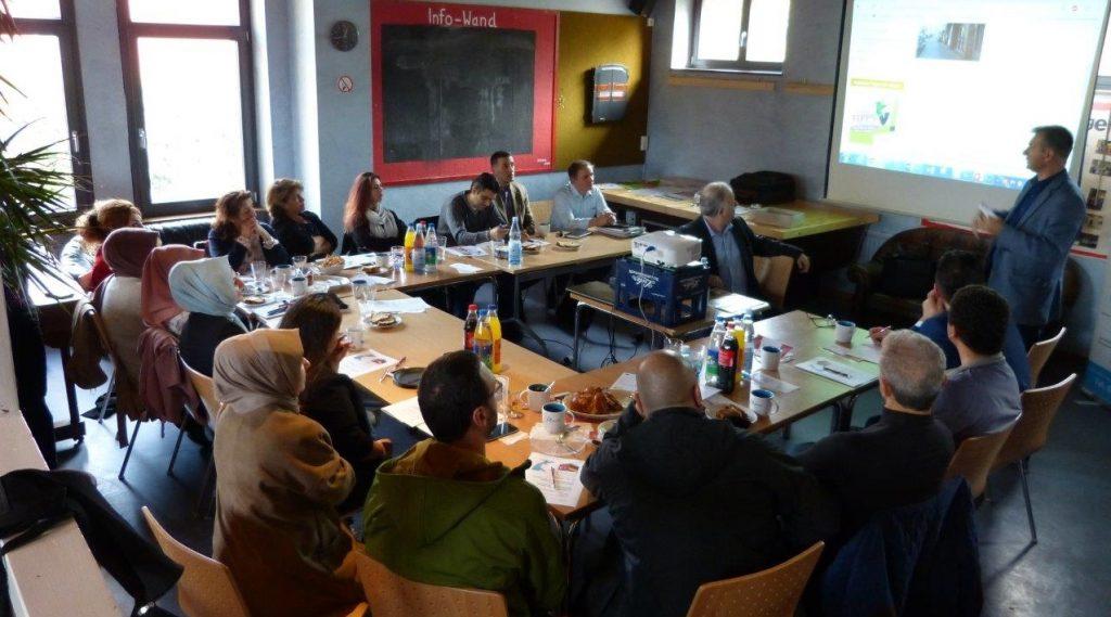 TOABD Seminerleri devam ediyor: Pforzheim, Mühlacker, Bretten, Bruchsal, Karlsruhe, Rastatt, Gaggenau bölgelerinde Türkçe haber yapan tek haber sitesi