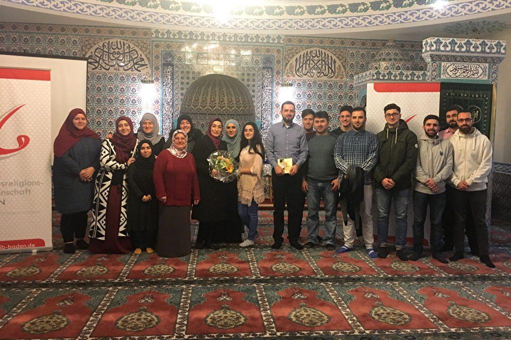 Gençlere Rehberlik Semineri verildi:Pforzheim, Mühlacker, Bretten, Bruchsal, Karlsruhe, Rastatt, Gaggenau bölgelerinde Türkçe haber yapan tek haber sitesi