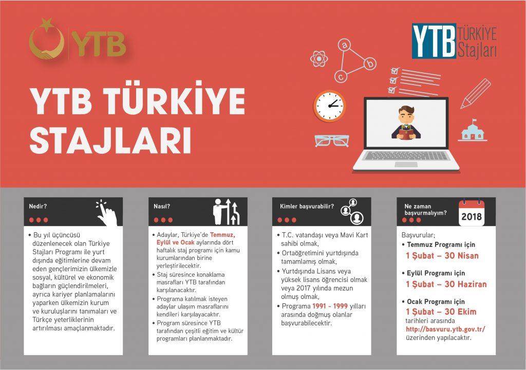 Türkiye Stajlarına Başvurular Başlıyor: Pforzheim, Mühlacker, Bretten, Bruchsal, Karlsruhe, Rastatt, Gaggenau bölgelerinde Türkçe haber yapan tek haber sitesi