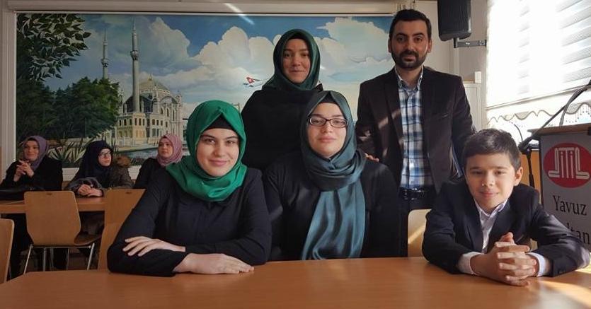 Tebrikler Çocuklar:Pforzheim, Mühlacker, Bretten, Bruchsal, Karlsruhe, Rastatt, Gaggenau bölgelerinde Türkçe haber yapan tek haber sitesi