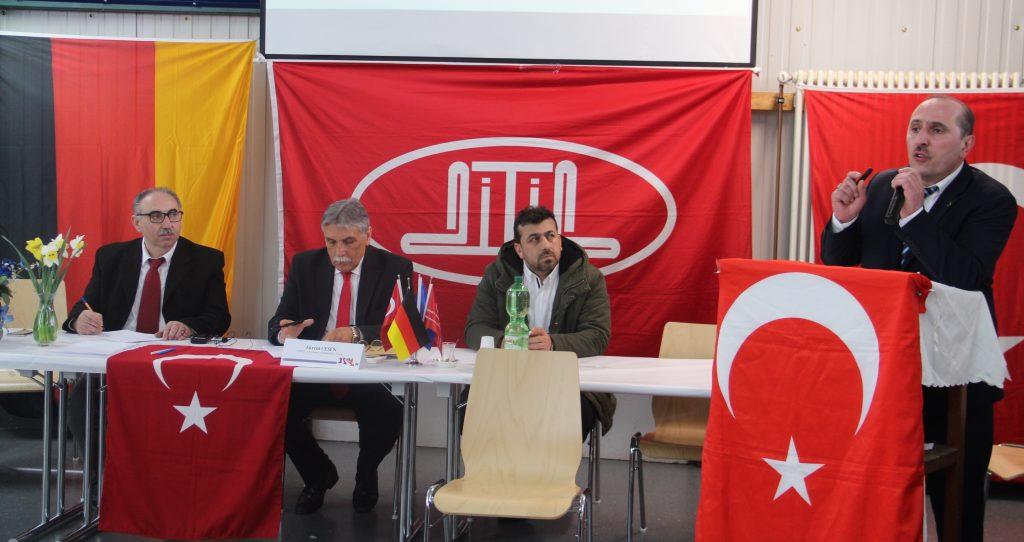 DİTİB Eyalet Birliği seçimini yaptı:Pforzheim, Mühlacker, Bretten, Bruchsal, Karlsruhe, Rastatt, Gaggenau bölgelerinde Türkçe haber yapan tek haber sitesi