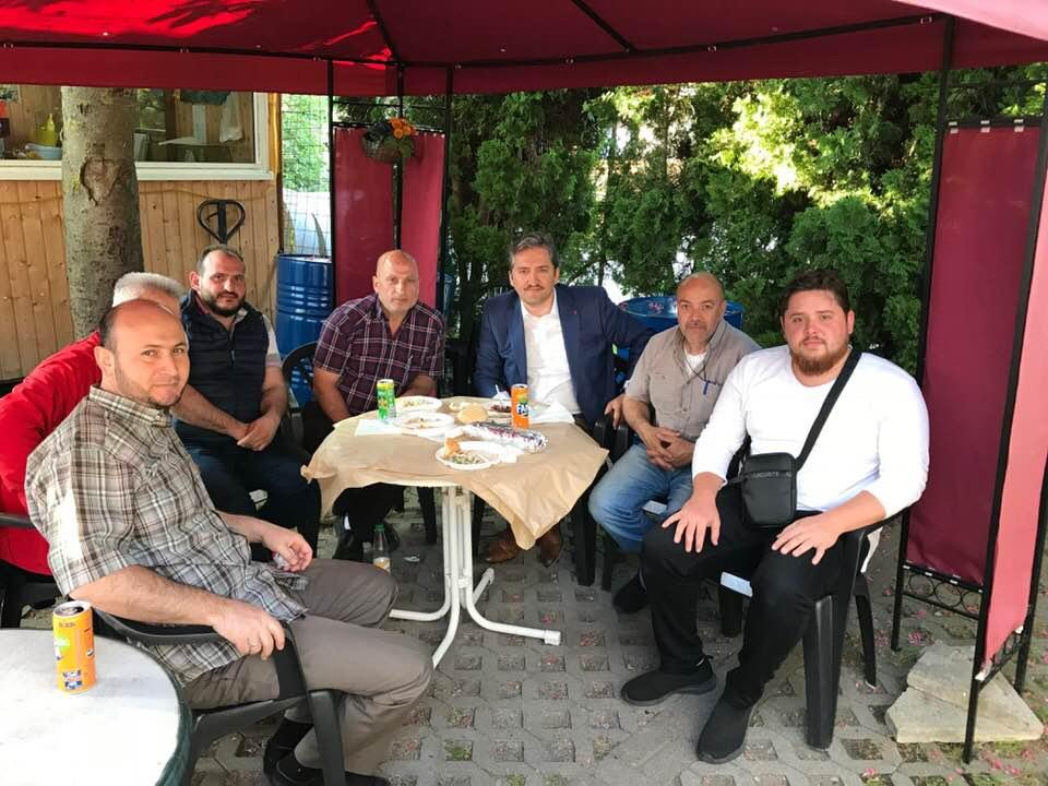 Oberderdingen'de Kermes:Pforzheim, Mühlacker, Bretten, Bruchsal, Karlsruhe, Rastatt, Gaggenau bölgelerinde Türkçe haber yapan tek haber sitesi
