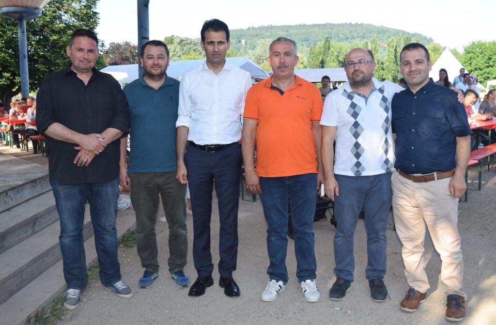 Kültür Festival gibi kermes:Pforzheim, Mühlacker, Bretten, Bruchsal, Karlsruhe, Rastatt, Gaggenau bölgelerinde Türkçe haber yapan tek haber sitesi