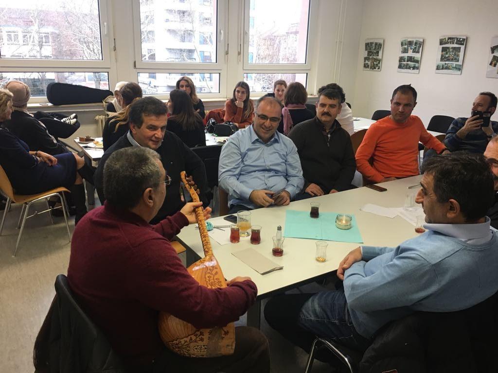 KOAB Kahvaltı'da buluştular:Pforzheim, Mühlacker, Bretten, Bruchsal, Karlsruhe, Rastatt, Gaggenau bölgelerinde Türkçe haber yapan tek haber sitesi