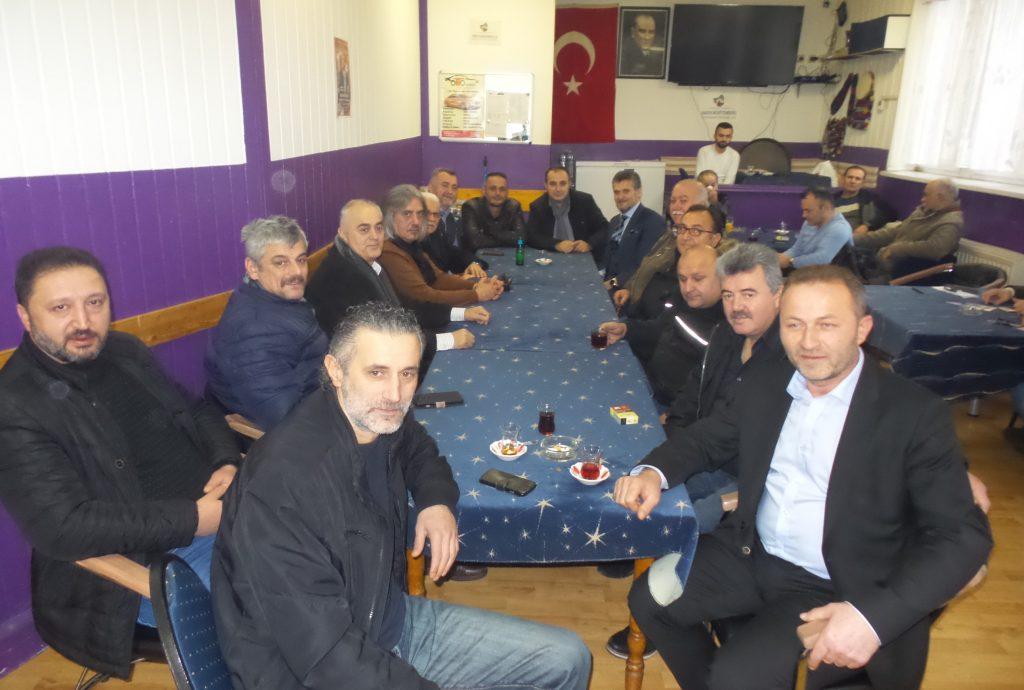 Ordulular İlker Bayrak'la devam dediler:Pforzheim, Mühlacker, Bretten, Bruchsal, Karlsruhe, Rastatt, Gaggenau bölgelerinde Türkçe haber yapan tek haber sitesi