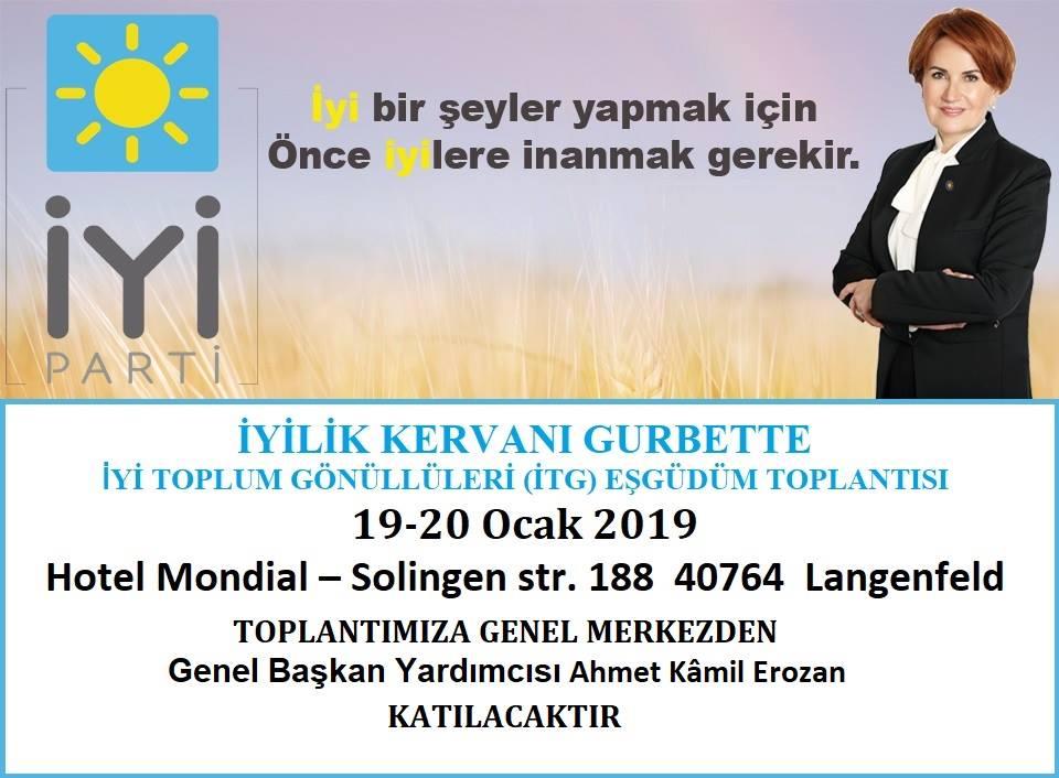 İyilik Kervanı Avrupa'da:Pforzheim, Mühlacker, Bretten, Bruchsal, Karlsruhe, Rastatt, Gaggenau bölgelerinde Türkçe haber yapan tek haber sitesi