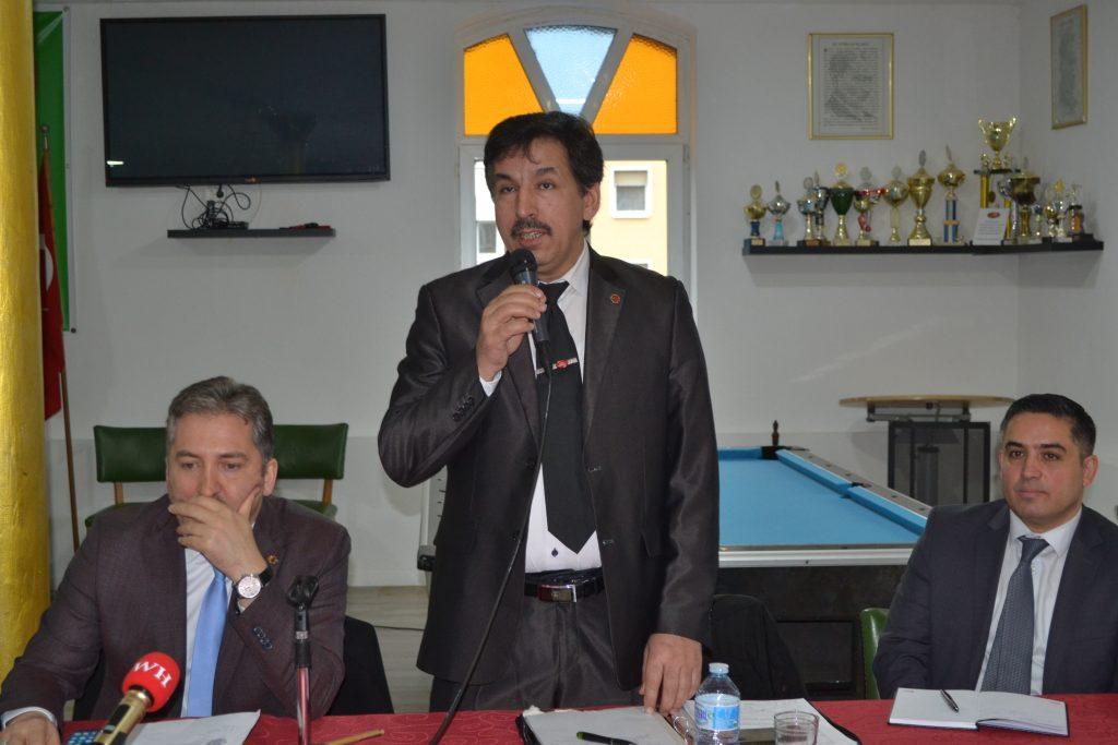 Din Görevlileri istişare toplantısı yapıldı:Pforzheim, Mühlacker, Bretten, Bruchsal, Karlsruhe, Rastatt, Gaggenau bölgelerinde Türkçe haber yapan tek haber sitesi