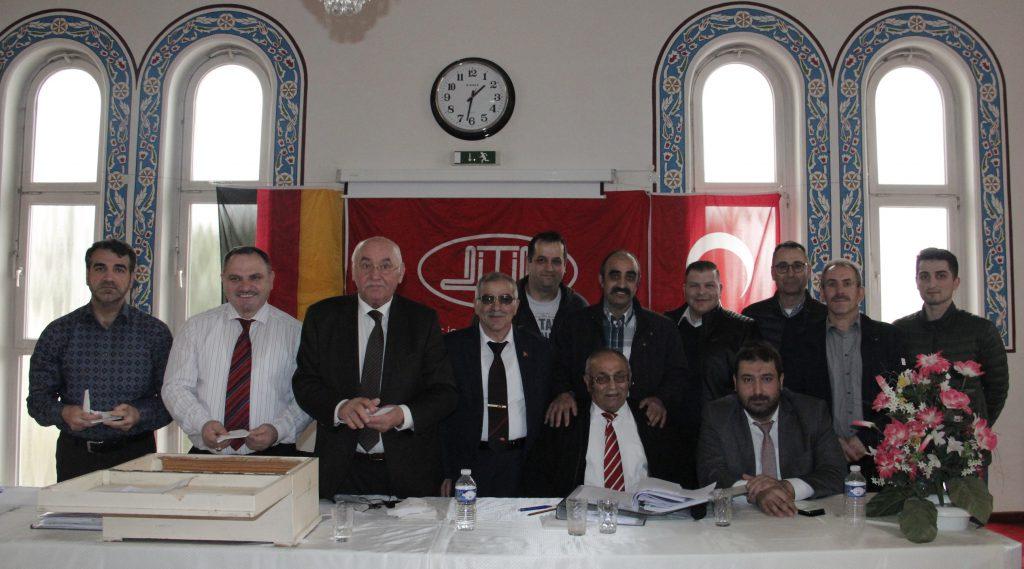 Fatih Camii Genel Kurulunu Yaptı:Pforzheim, Mühlacker, Bretten, Bruchsal, Karlsruhe, Rastatt, Gaggenau bölgelerinde Türkçe haber yapan tek haber sitesi