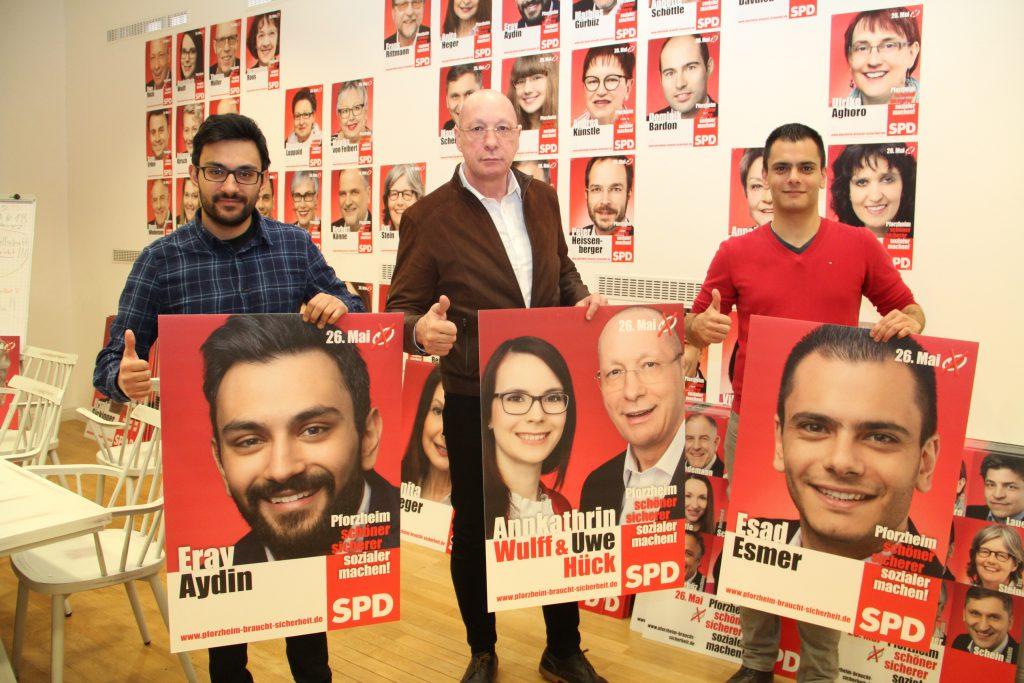 SPD adayları 1