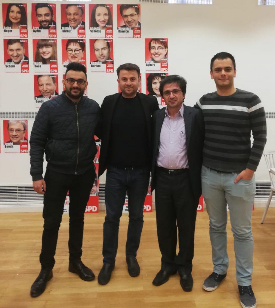 SPD adayları 3