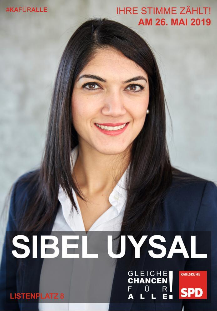 Oylarımız Sibel Uysal'a:Pforzheim, Mühlacker, Bretten, Bruchsal, Karlsruhe, Rastatt, Gaggenau bölgelerinde Türkçe haber yapan tek haber sitesi