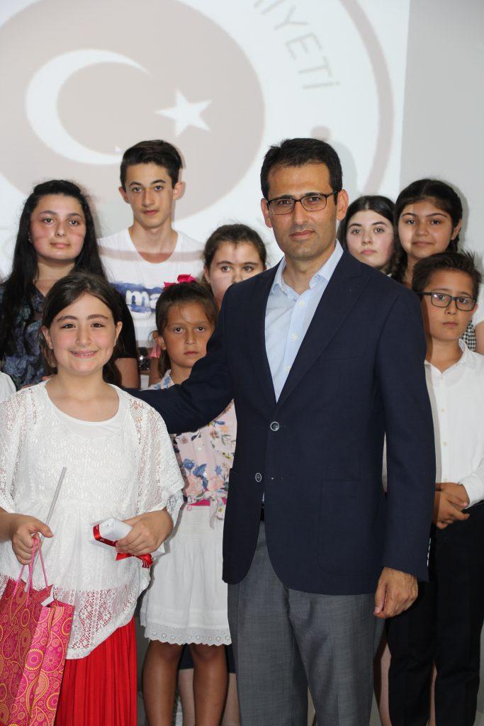 Türkçe Kitap Okuma Yarışması Finali Yapıldı:Pforzheim, Mühlacker, Bretten, Bruchsal, Karlsruhe, Rastatt, Gaggenau bölgelerinde Türkçe haber yapan tek haber sitesi