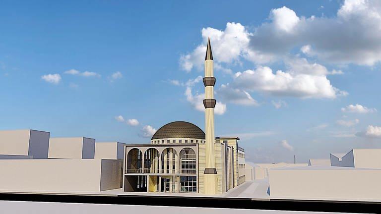 Merkez Cami için inşaat ruhsatı çıktı:Pforzheim, Mühlacker, Bretten, Bruchsal, Karlsruhe, Rastatt, Gaggenau bölgelerinde Türkçe haber yapan tek haber sitesi