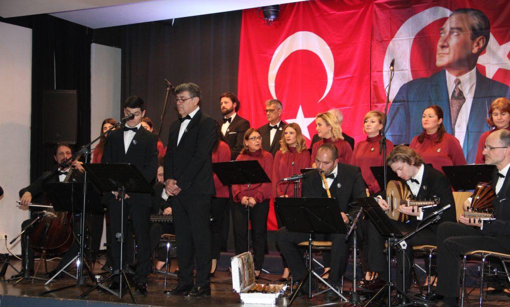 Atatürk'ü anma konseri:Pforzheim, Mühlacker, Bretten, Bruchsal, Karlsruhe, Rastatt, Gaggenau bölgelerinde Türkçe haber yapan tek haber sitesi