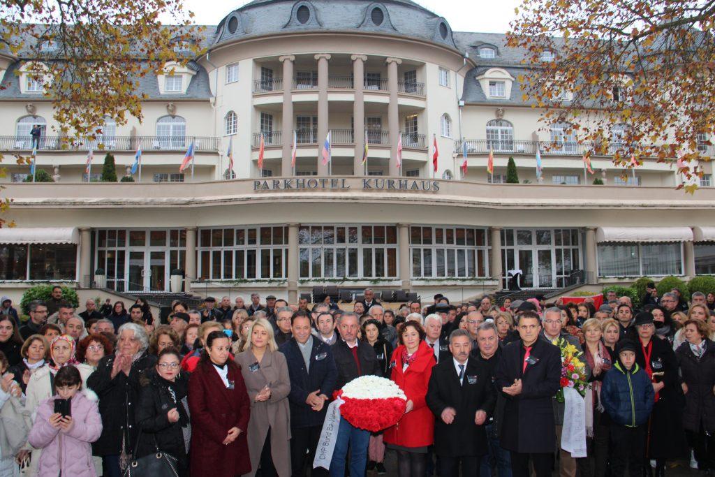 Atatürk Bad Kreuznach'da anıldı:Pforzheim, Mühlacker, Bretten, Bruchsal, Karlsruhe, Rastatt, Gaggenau bölgelerinde Türkçe haber yapan tek haber sitesi