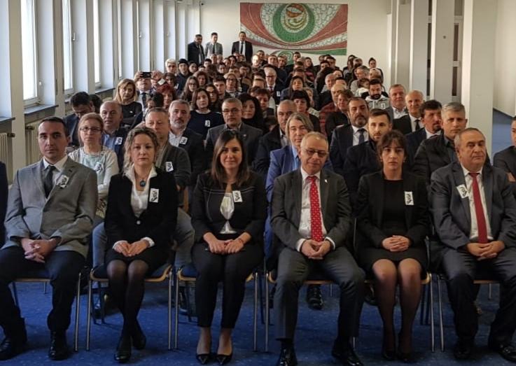 Atatürk  81. Ölüm yıldönümünde anıldı:Pforzheim, Mühlacker, Bretten, Bruchsal, Karlsruhe, Rastatt, Gaggenau bölgelerinde Türkçe haber yapan tek haber sitesi