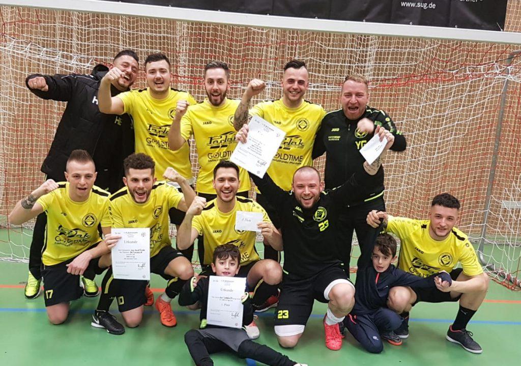 Şampiyon Gu-Türkspor 1