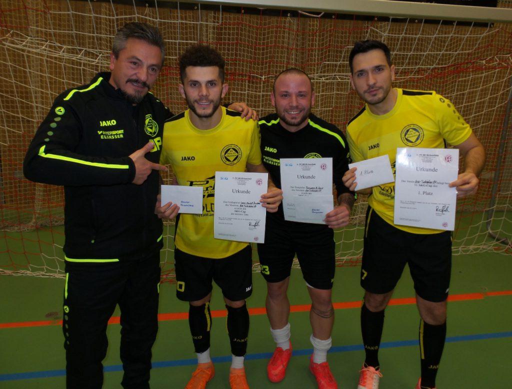 GU -Türkspor namağlup şampiyon oldu:Pforzheim, Mühlacker, Bretten, Bruchsal, Karlsruhe, Rastatt, Gaggenau bölgelerinde Türkçe haber yapan tek haber sitesi