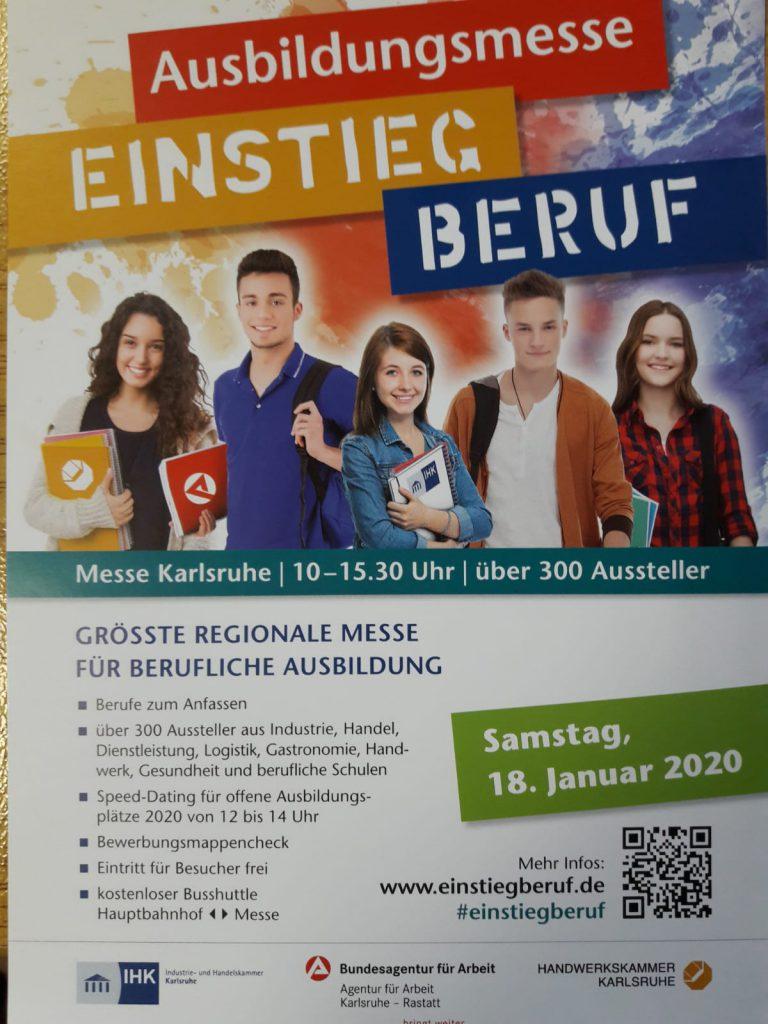 Meslek Eğitimi geleceğe yatırımdır:Pforzheim, Mühlacker, Bretten, Bruchsal, Karlsruhe, Rastatt, Gaggenau bölgelerinde Türkçe haber yapan tek haber sitesi